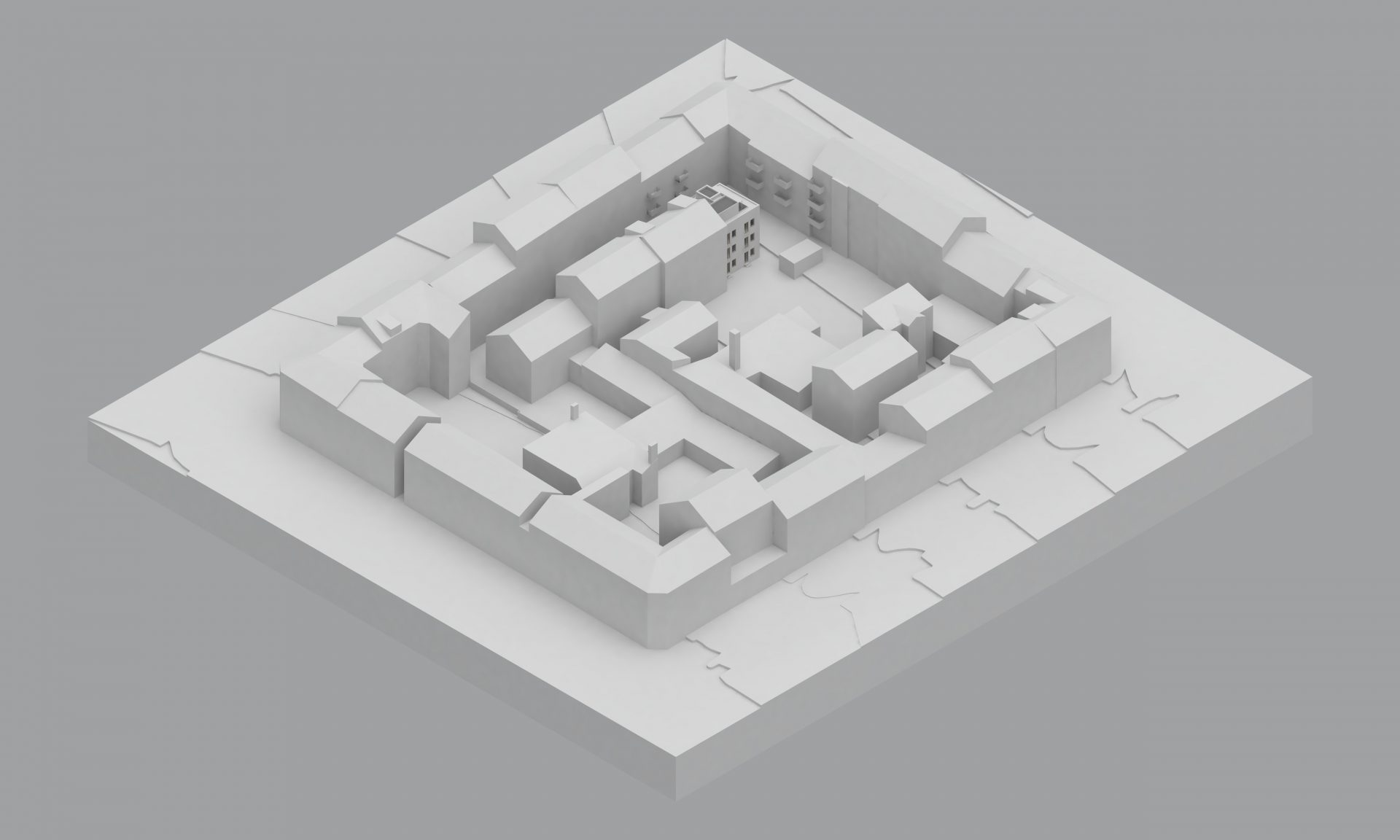 oversikt infill prosjekt Grünerløkka